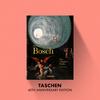 Taschen 40th Anniversary Hieronymus Bosch. The Complete Works - 40th Anniversary Edition