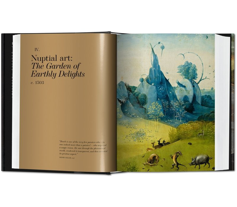 Hieronymus Bosch. The Complete Works - 40th Anniversary Edition