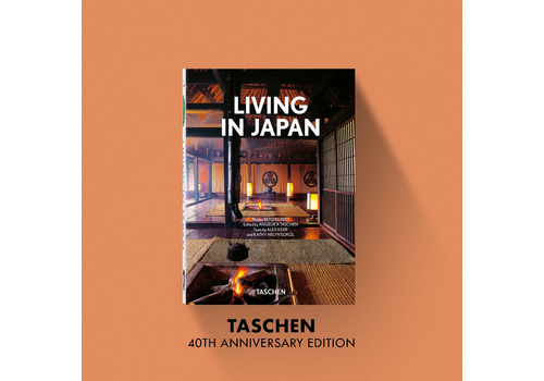 Taschen 40th Anniversary Living in Japan - 40th Anniversary Edition