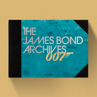"""PRE-ORDER / The James Bond Archives. """"No Time To Die"""" Edition"""