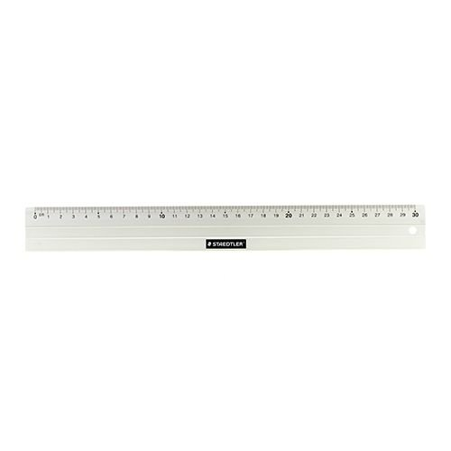 (Staedler) Aluminium liniaal 30cm - Per stuk