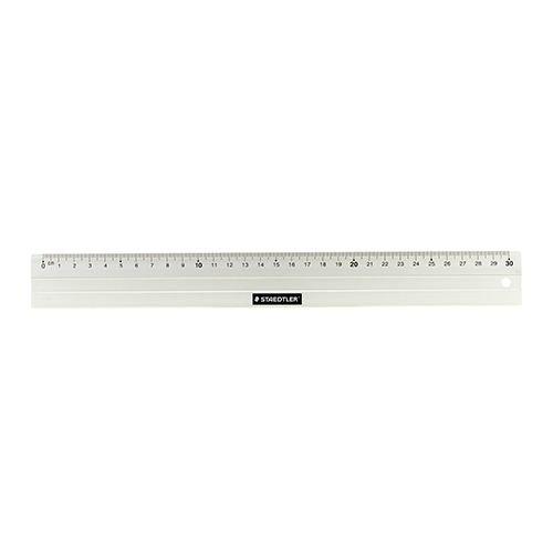 (Staedler) Aluminum ruler 30cm