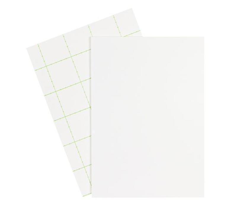 Centafix foamboard A4 5mm dik - wit/wit/zelfklevend