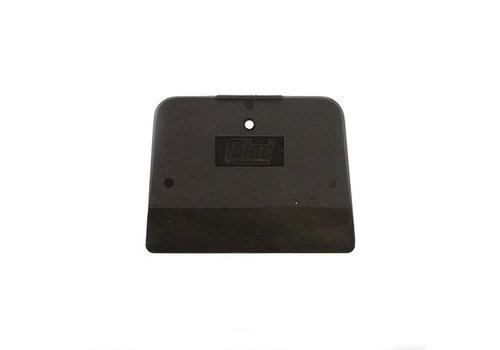 Colad - Spatel/Rakel super flexibel (zwart) - per stuk