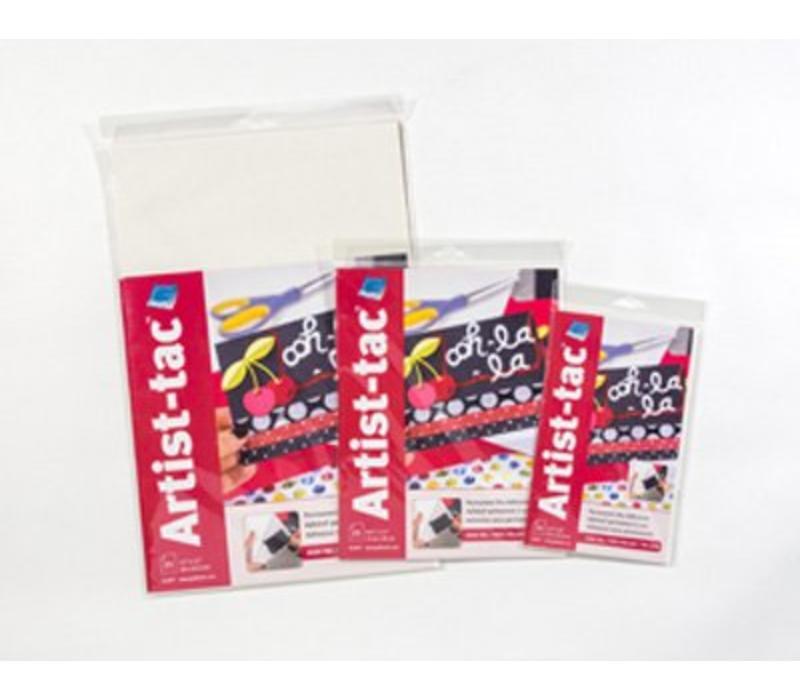 "Grafix - Artist-tac 8,5""x11"" - Pack of 25 sheets"