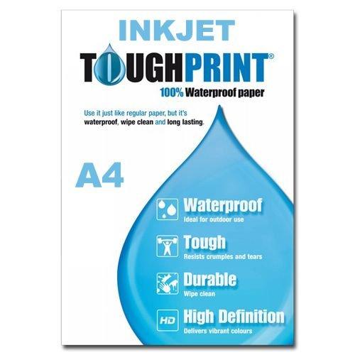 Inkjet - Toughprint Teslin - watervast papier A4 - 10 vellen