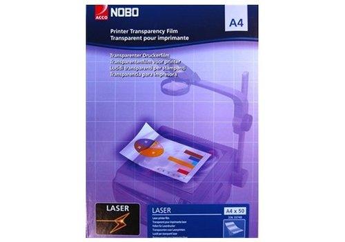 Laser - Overhead Projector sheets - A4 - 10 vellen