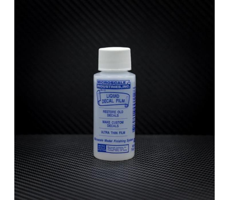 MicroScale - Liquid decal film - Bottle 1oz/29.5ml