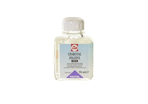Talens - Fixative charcoal - bottle of 75ml