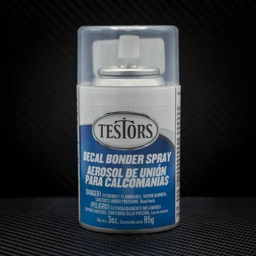 Testors Decal Bonder Spray for Inkjet - 3oz./85gr