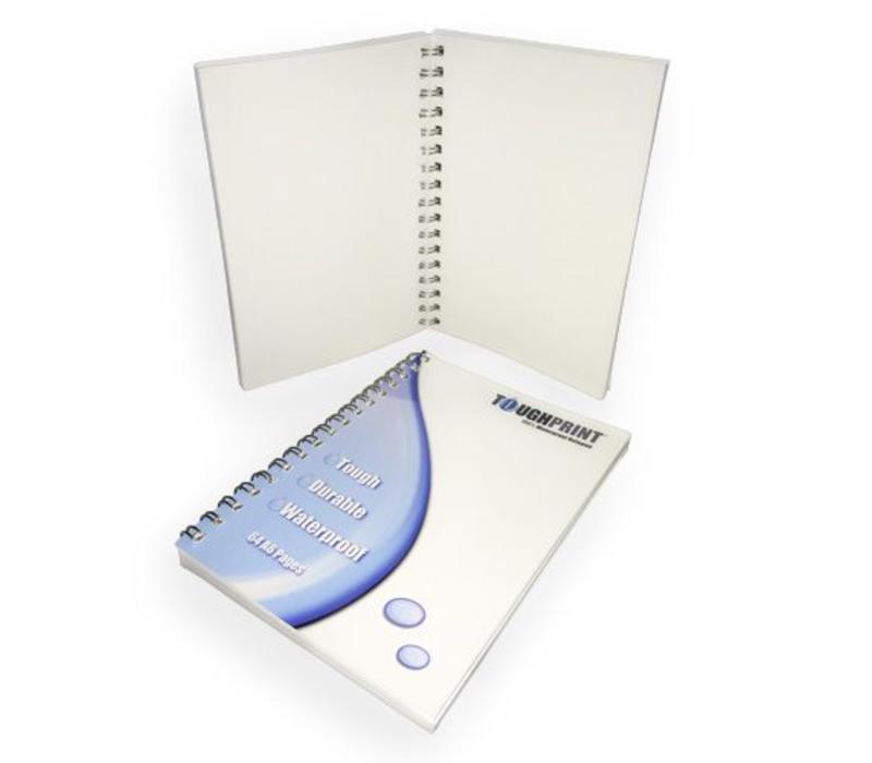 Toughprint Teslin - Notepad A6