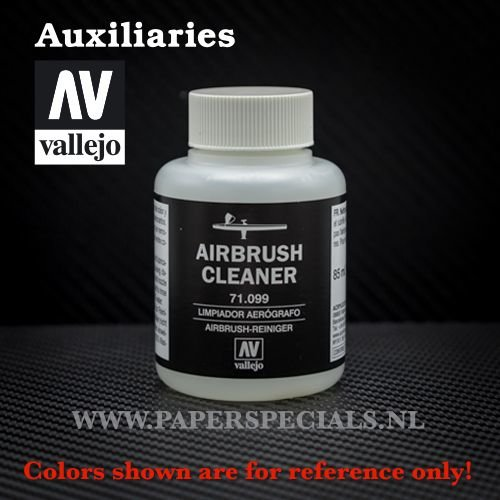 Vallejo - Airbrush Cleaner - 85ml