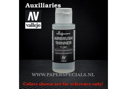 Vallejo Vallejo - Airbrush Thinner - 60ml