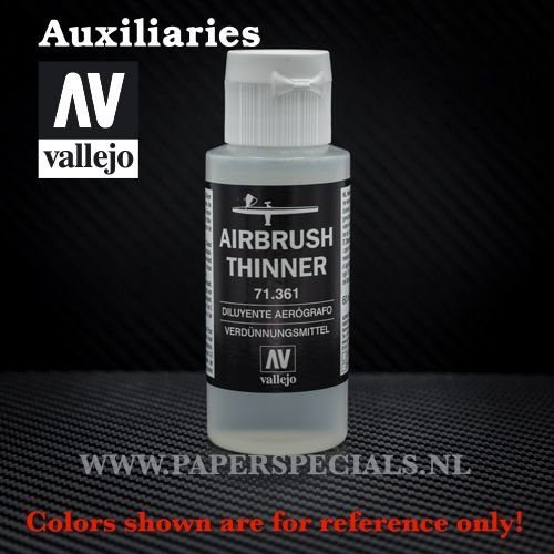 Vallejo - Airbrush Thinner - 60ml
