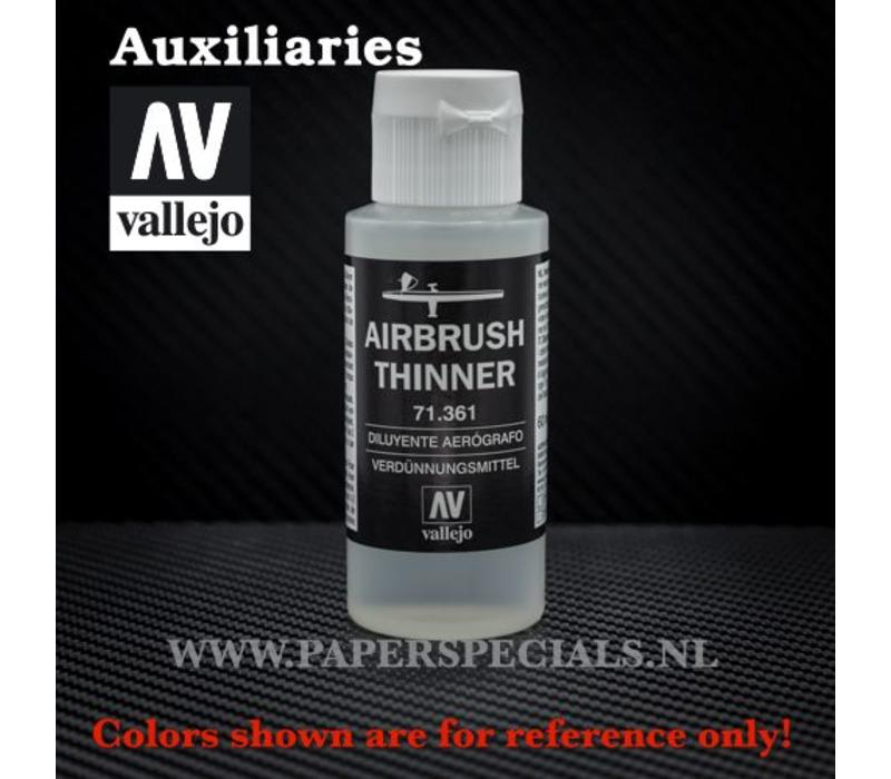 Vallejo - Airbrush Thinner - 60ml