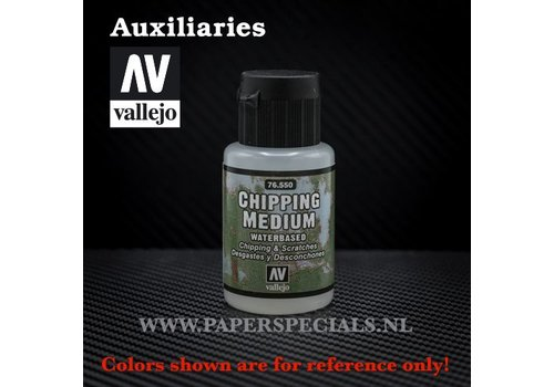Vallejo Vallejo - Chipping Medium 35ml