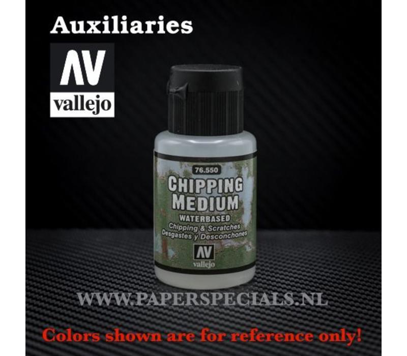 Vallejo - Chipping Medium 35ml
