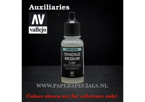 Vallejo Vallejo - Crackle Medium - 17ml