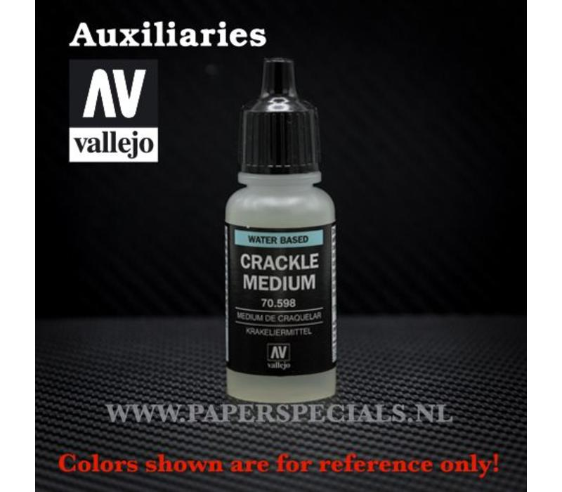 Vallejo - Crackle Medium - 17ml