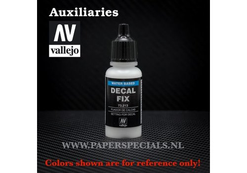 Vallejo Vallejo - Decal Fix 17ml