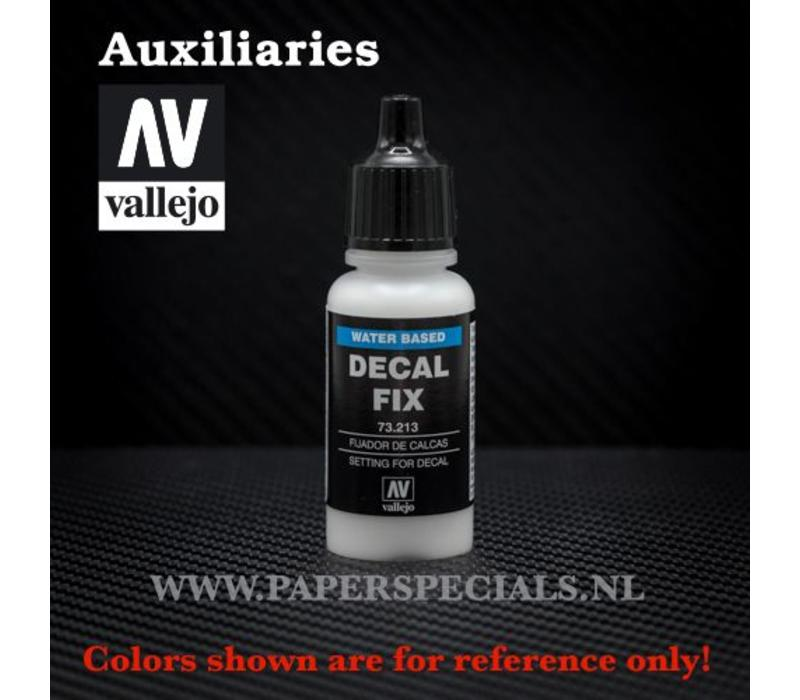 Vallejo - Decal Fix 17ml