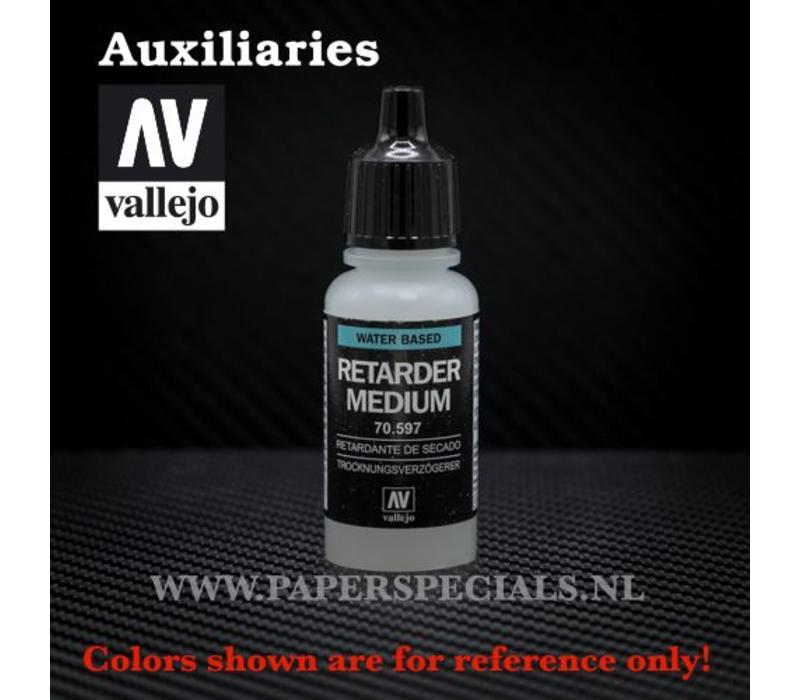 Vallejo - Drying Retarder 17ml