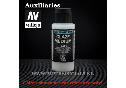 Vallejo Vallejo - Glaze Medium - 60ml