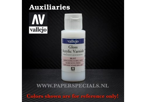 Vallejo Vallejo - Gloss Varnish - 60ml