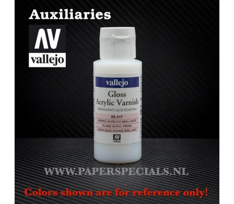 Vallejo - Gloss Varnish - 60ml