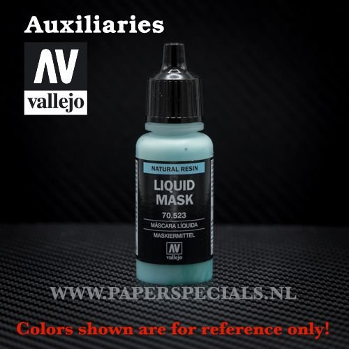 Vallejo - Liquid Mask 17ml