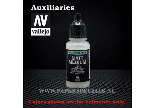 Vallejo Vallejo - Matte Medium 17ml