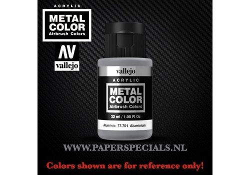 Vallejo Vallejo - Metal Color 35ml - 77.701 Aluminium