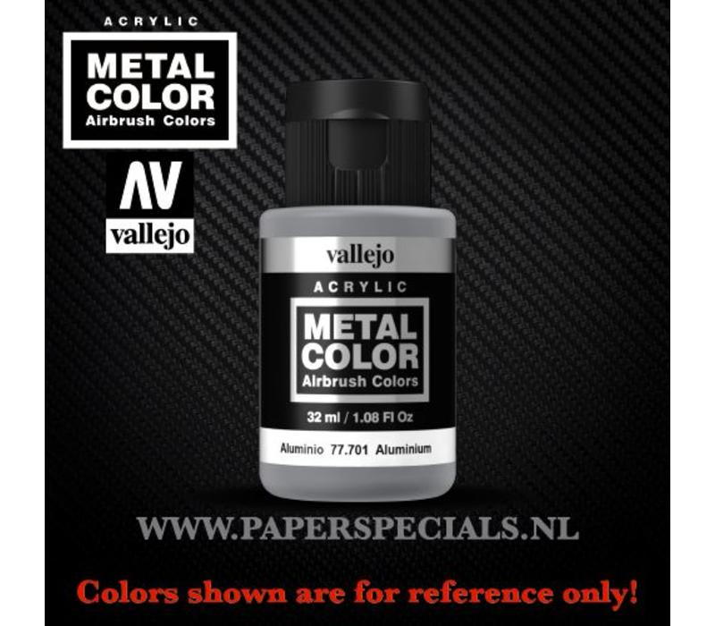 Vallejo - Metal Color 35ml - 77.701 Aluminium