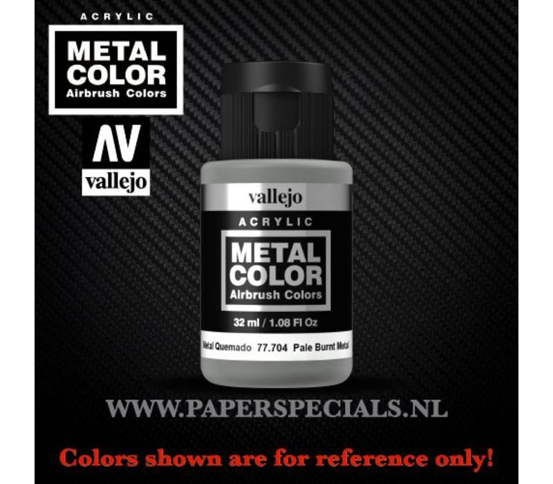 Vallejo - Metal Color 35ml - 77.704 Pale Burnt Metal