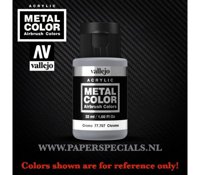Vallejo - Metal Color 35ml - 77.707 Chrome