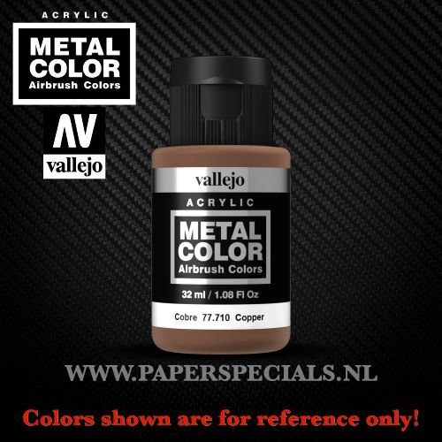 Vallejo - Metal Color 35ml - 77.710 Copper