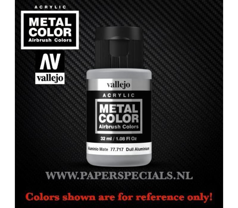 Vallejo - Metal Color 35ml - 77.717 Dull Aluminium
