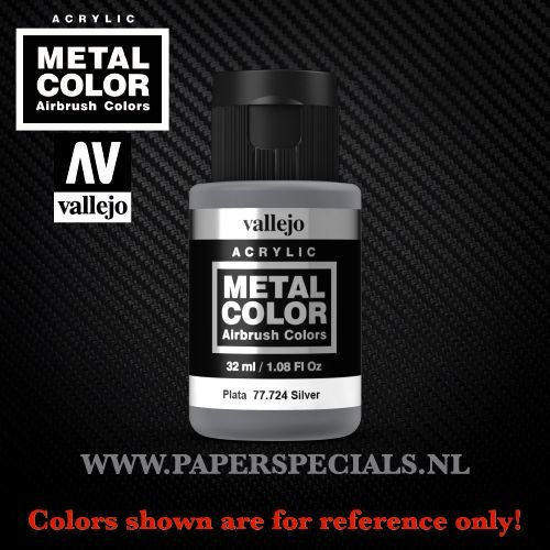 Vallejo - Metal Color 35ml - 77.724 Silver