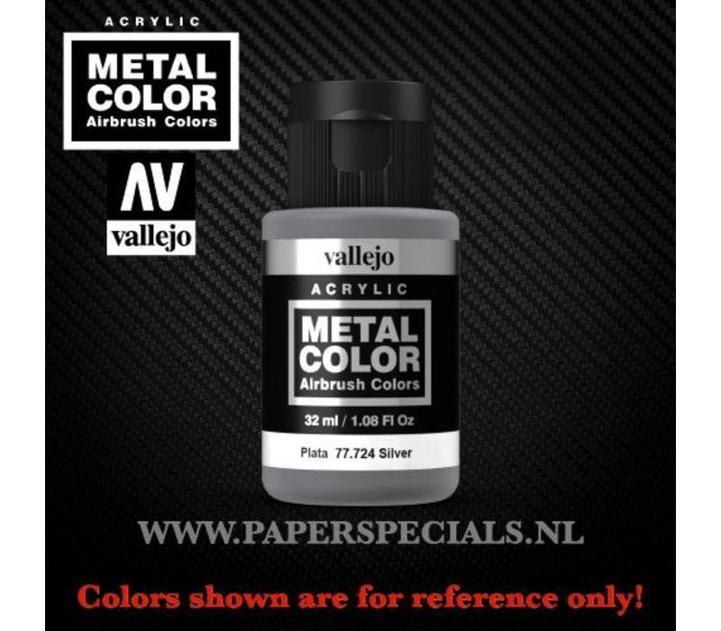 Vallejo - Metal Color 35ml - 77.724 Silver