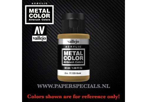 Vallejo Vallejo - Metal Color 35ml - 77.725 Gold