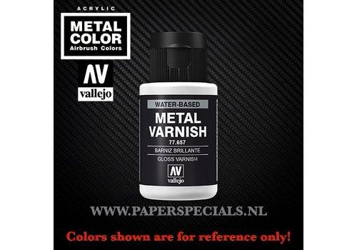 Vallejo Vallejo - Metal Varnish 35ml - 77.657 Gloss