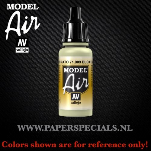 Vallejo - Model Air 17ml - 71.009 Duck Egg Green