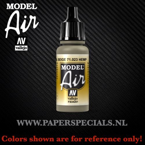 Vallejo - Model Air 17ml - 71.023 Hemp