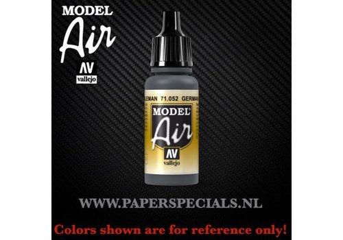 Vallejo Vallejo - Model Air 17ml - 71.052 Anthracite Grey