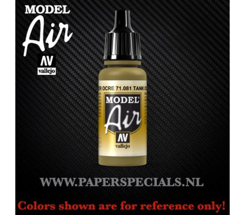 Vallejo - Model Air 17ml - 71.081 Ochre