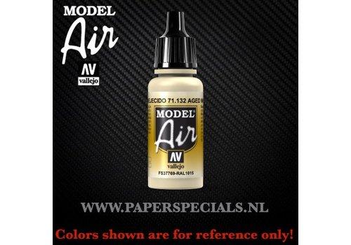 Vallejo Vallejo - Model Air 17ml - 71.132 Aged White