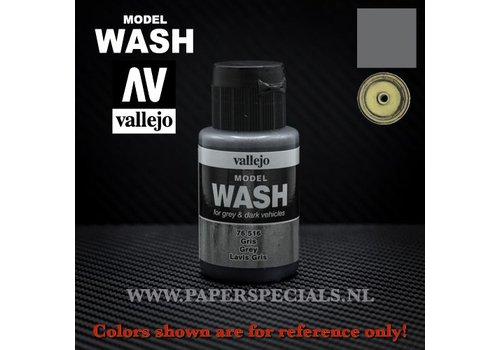 Vallejo Vallejo - Model Wash 35ml - 76.516 Grey