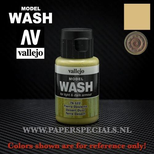 Vallejo - Model Wash 35ml - 76.522 Desert Dust