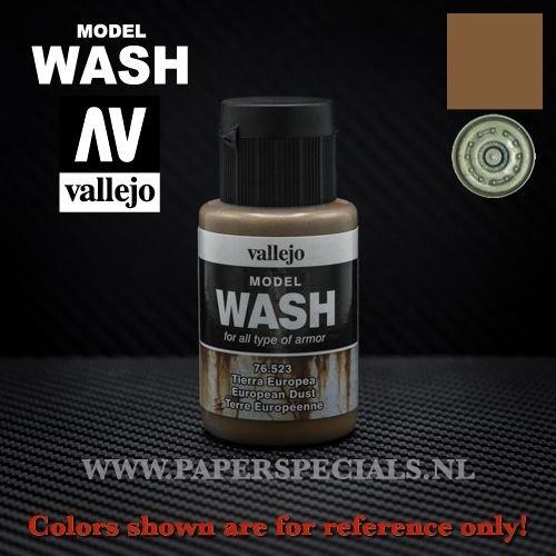 Vallejo - Model Wash 35ml - 76.523 European Dust