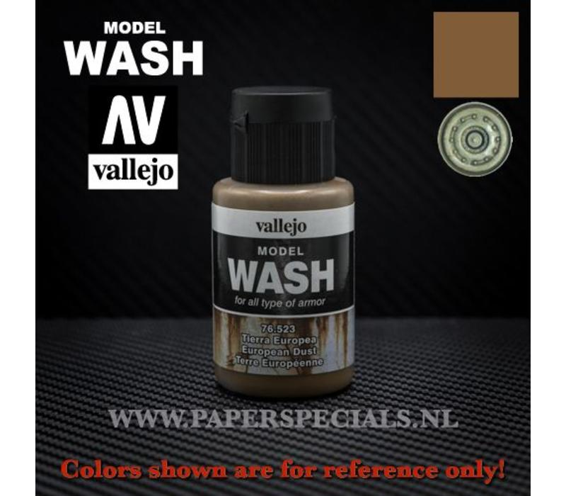 Vallejo - Model Wash 35ml - 76.523 European Dust